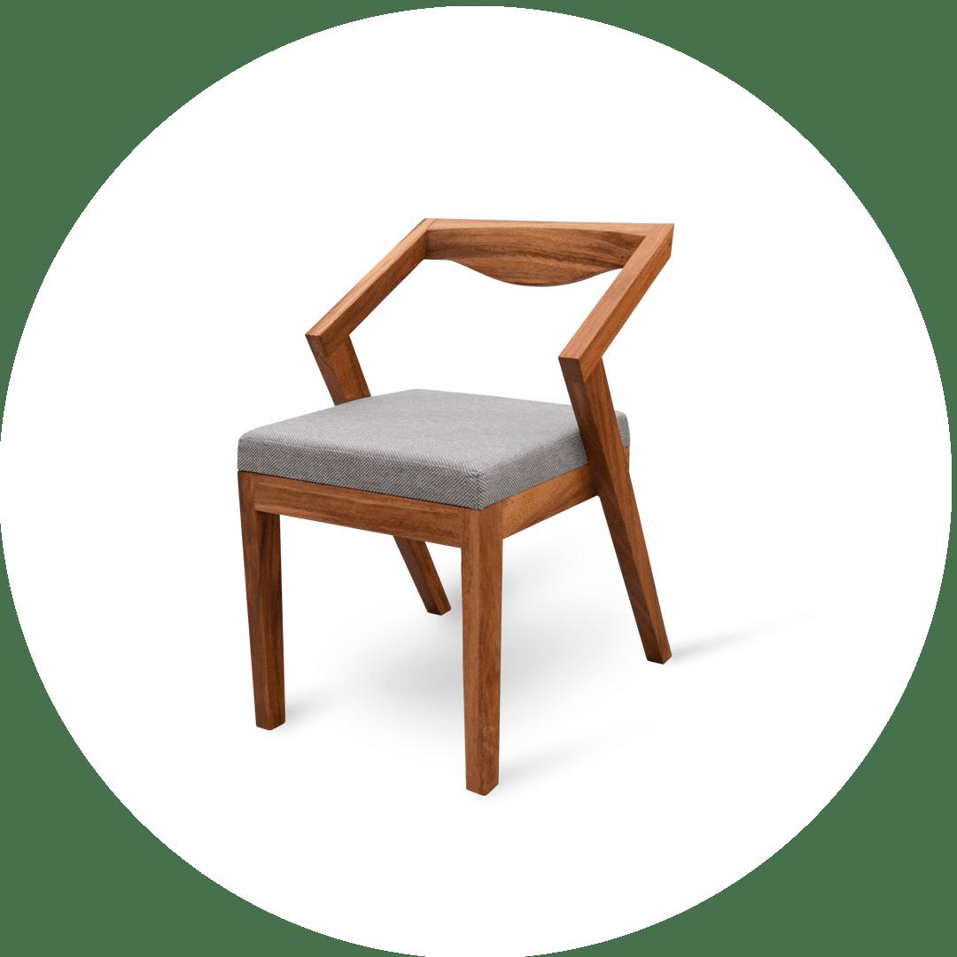 sillas para muebles y mesas